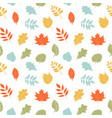 beautiful elegant seamless pattern vector image vector image