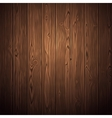 Dark Wooden Seamless Pattern vector image