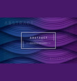 dynamic and textured purple dark blue background vector image