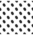 classic clothes button pattern seamless vector image