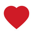 love heart passion romance emotion happy vector image vector image