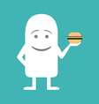 animated personality gourmand man