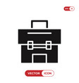 tool box icon vector image