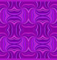 purple psychedelic abstract seamless striped vector image vector image