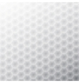 White abstract geometric background EPS8 vector image vector image
