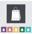 bag store vector image