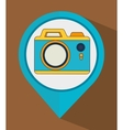Camera and photography media vector image