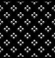 blockchain dark seamless pattern or texture vector image
