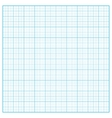 square inch grid background vector image vector image