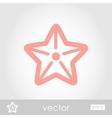 Starfishe icon vector image vector image