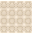 Old lace beige and white background ornamental vector image