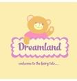 Dreamland vector image