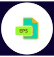 EPS computer symbol vector image