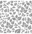 leaf a background3 vector image vector image