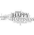 What is happiness can it be defined text word