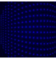 led wall vector image