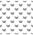 lens hood pattern vector image vector image