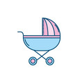 bastroller tool to barelax vector image vector image