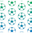 ball football soccer pattern image vector image vector image