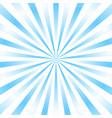blue background superhero super hero cartoon vector image vector image