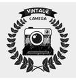 retro style photo vector image vector image