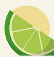 sliced lemon cartoon