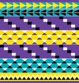 tribal african seamless pattern vector image