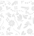 abstract background white and gray vector image vector image