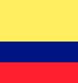 Ecuador Colombia vector image vector image