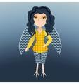 Harpy vector image
