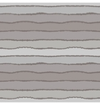 Seamless strip pattern Horizontal lines with torn vector image vector image