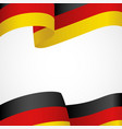 germany insignia vector image vector image