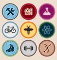 Merit badges vector | Price: 3 Credits (USD $3)