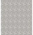 seamless geometric texture white zebra patterned vector image