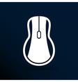 Computer mouse icon icon symbol click button vector image
