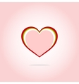Heart Icon Heart Icon background Heart vector image