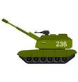 self propelled artillery caterpillar tracks
