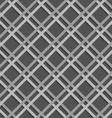 Geometrical pattern with white beveled lattice net vector image vector image