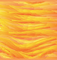 abstract light orange background vector image