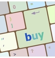 Buy Key symbolizing the closing of an ecommerce vector image vector image