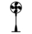 fan vector image vector image