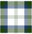 green blue and white tartan plaid seamless pattern vector image vector image