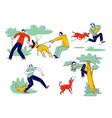 dog attack concept aggressive animals biting