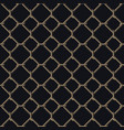 rope net seamless pattern brush vector image vector image