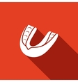 Boxing cap icon vector image