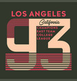 california champions vector image vector image