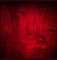 dark luxury grunge red poster vector image vector image