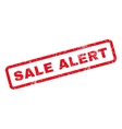 Sale Alert Rubber Stamp vector image vector image