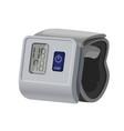 sphygmomanometer blood pressure meter vector image