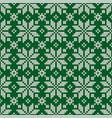 sweater fairisle design vector image